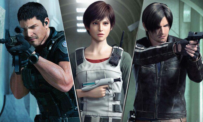 Resident Evil Vendetta 1080p Bd Eng Sub Hevc 2