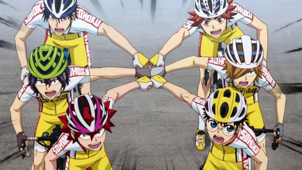 Yowamushi Pedal: Glory Line   720p   TV   English Subbed
