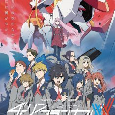 Darling in the FranXX dubbed