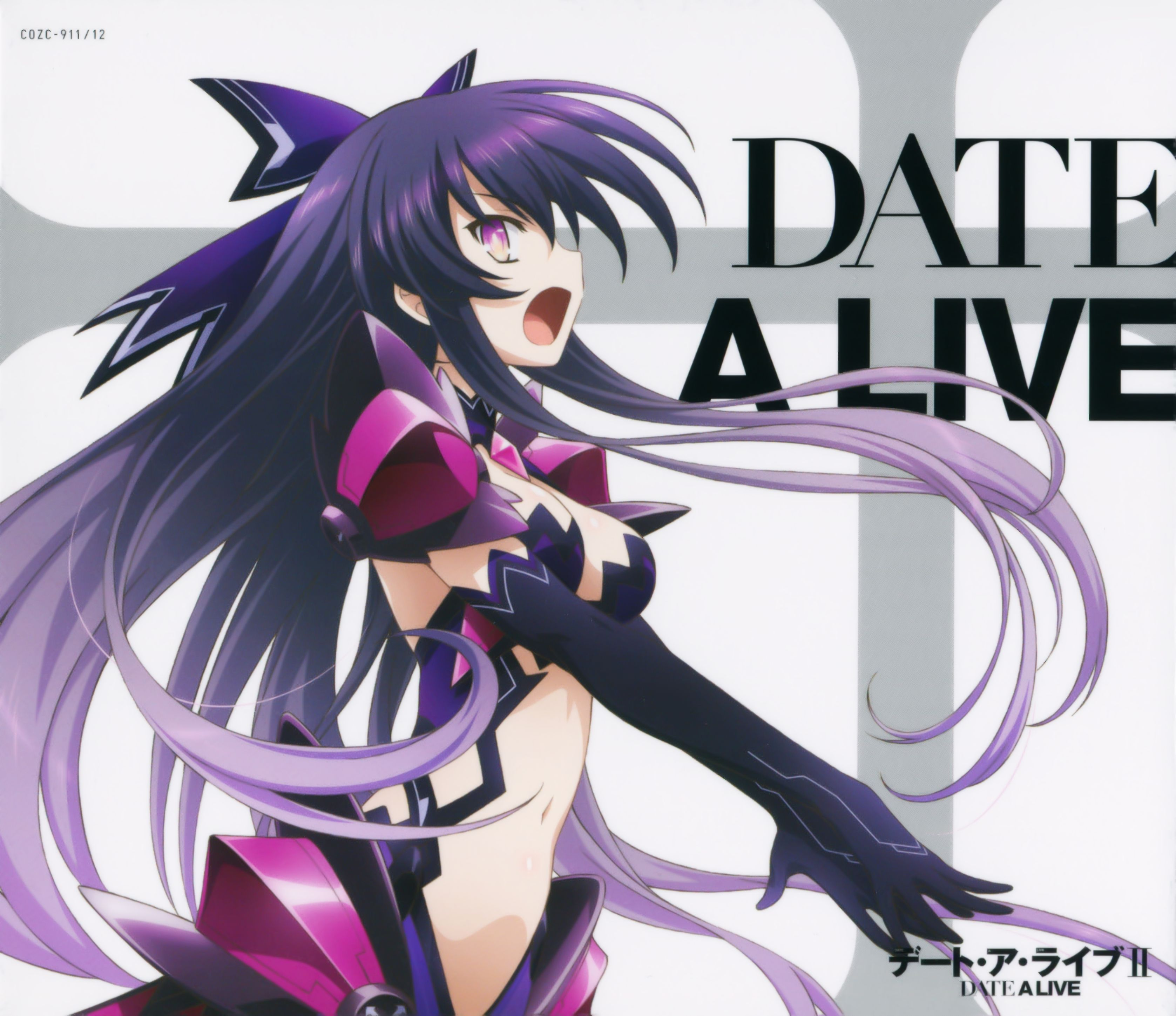 sweet ARMS | DATE A LIVE II OP | Trust in you[FLAC]