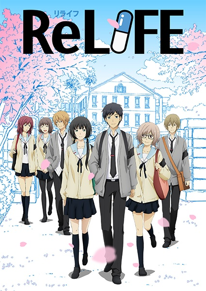 ReLIFE | OST | OP & ED | MP3 | Complete