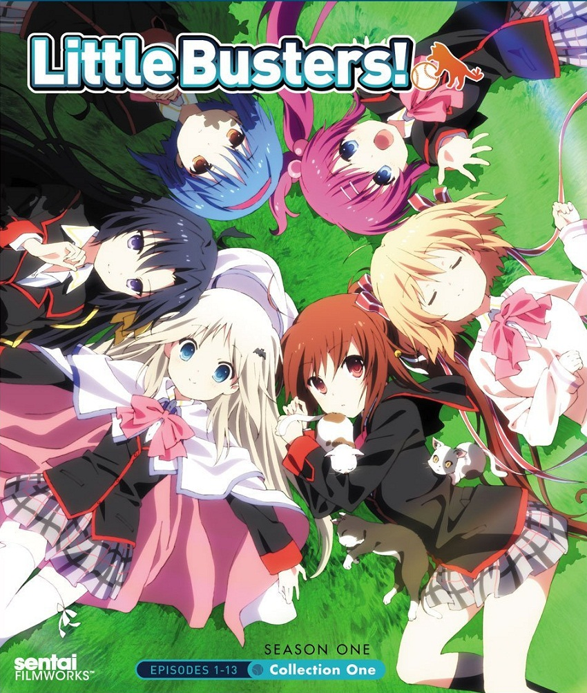 Little Busters! Music Collection [Mp3]