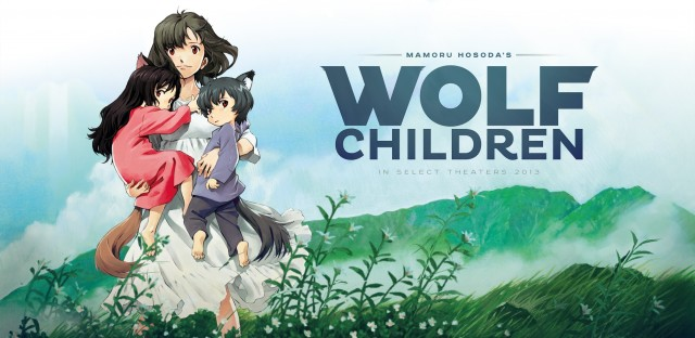 Wolf Children (Ookami Kodomo no Ame to Yuki) | 720p | BD | Dual Audio