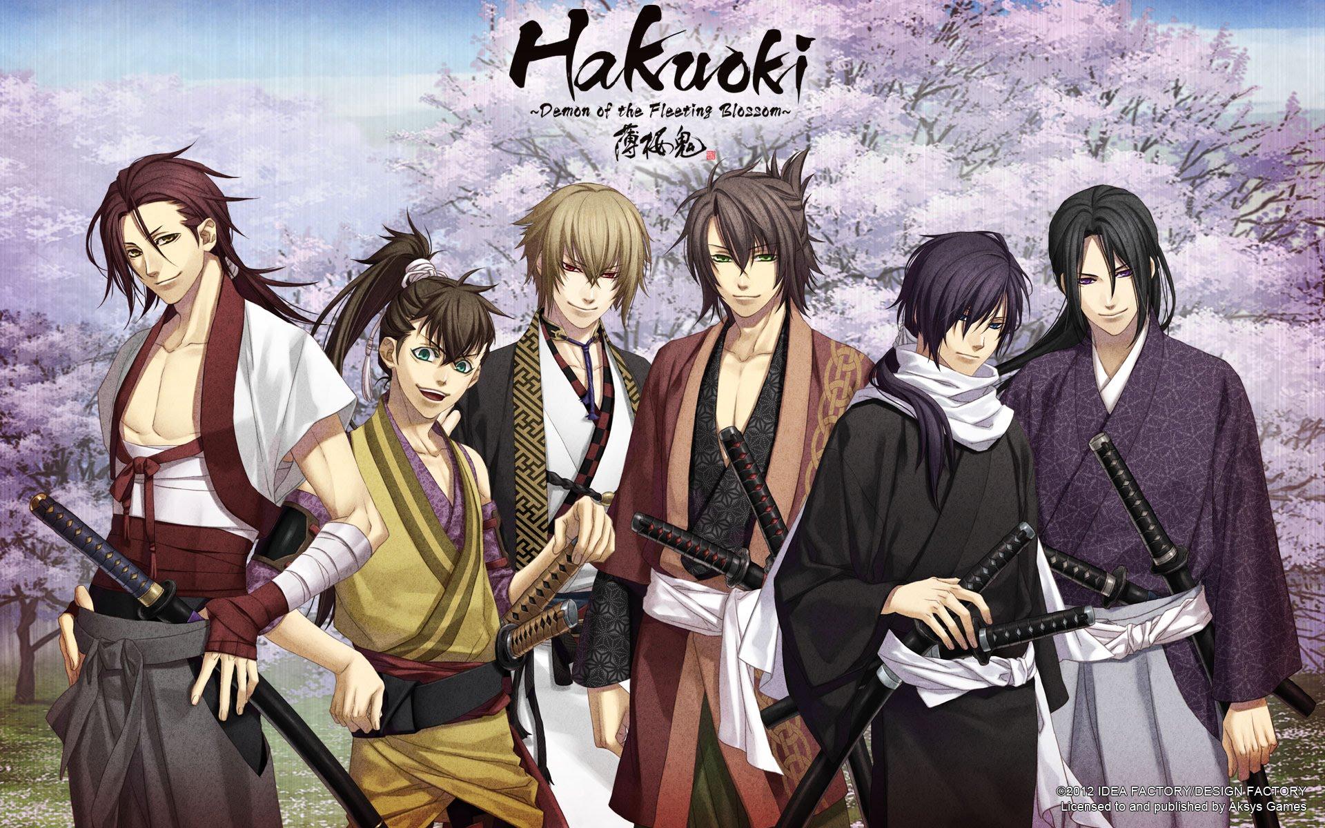Hakuouki: Shinsengumi Kitan | 720p | BD | Dual Audio
