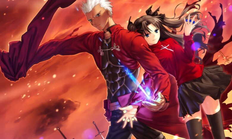 Fate Stay Night Unlimited Blade Works Prologue