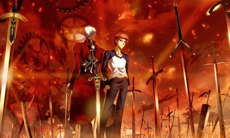 Fate Stay Night Unlimited Blade Works 2