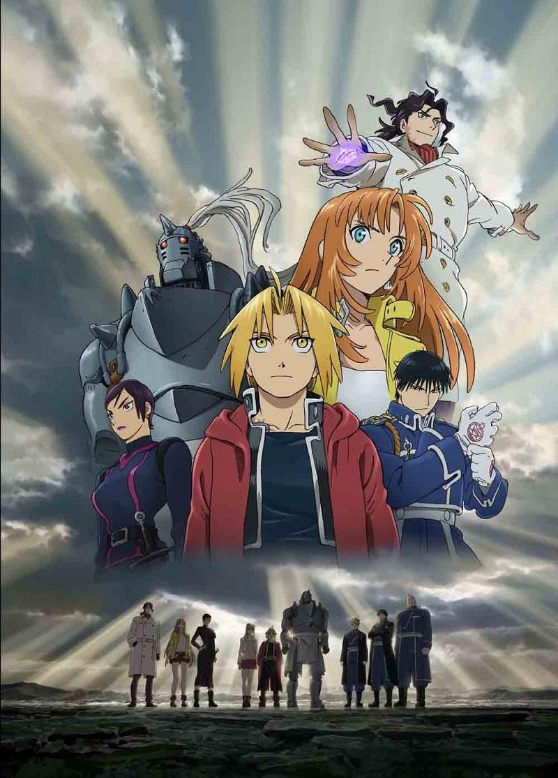 Fullmetal Alchemist Movie: The Sacred Star of Milos | 720p | BDRip | Dual Audio