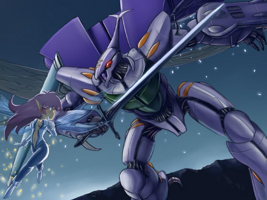 Seisenshi Dunbine (Aura Battler Dunbine)