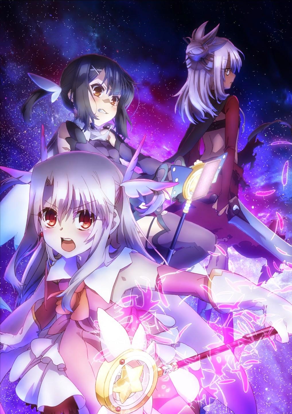 Fate Kaleid Liner Prisma Illya 2wei Ova Special 720p
