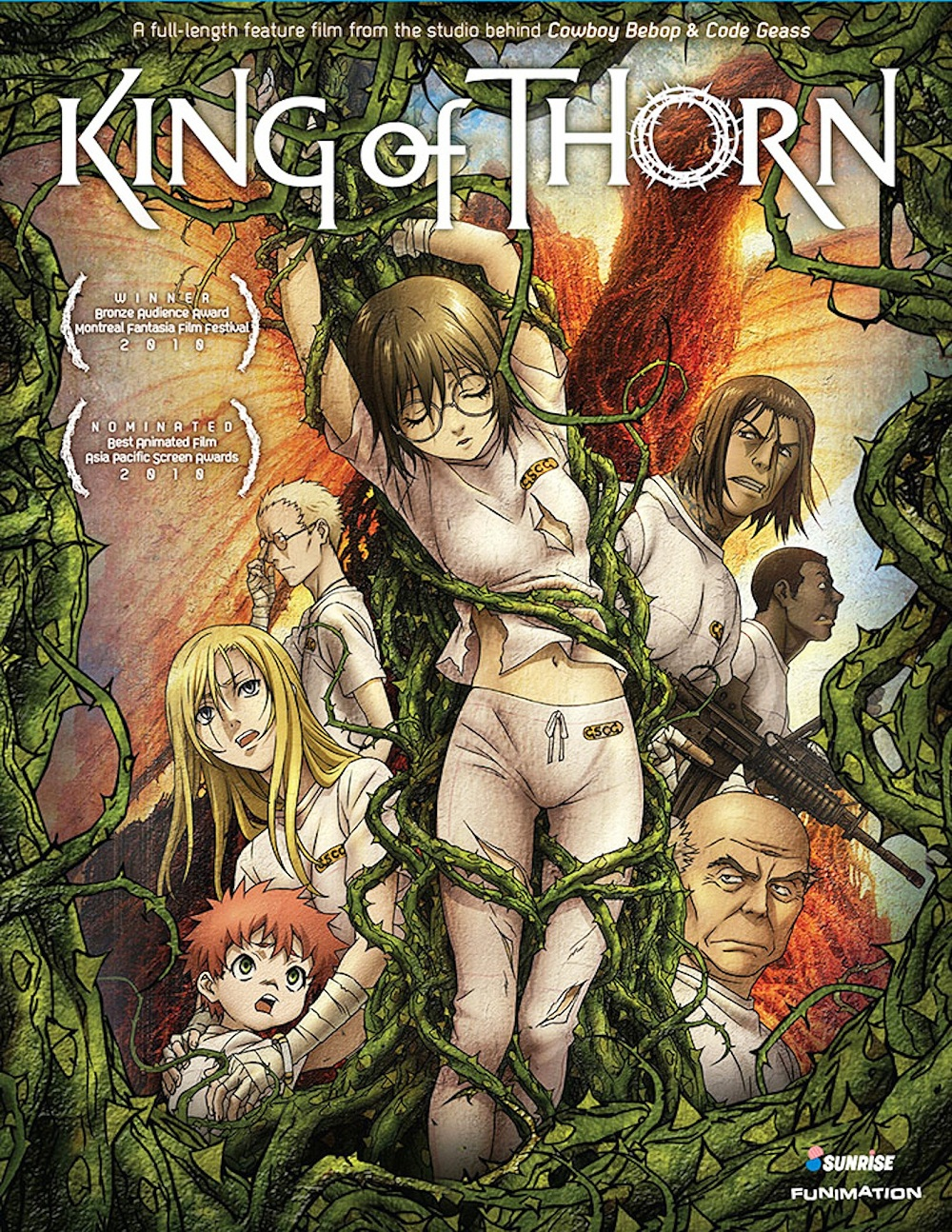 Ibara no Ou, King of Thorn