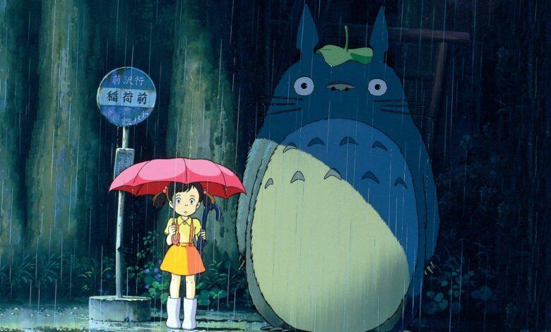 Tonari no Totoro My Neighbor Totoro