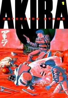 Akira Manga   Ch. 1-38