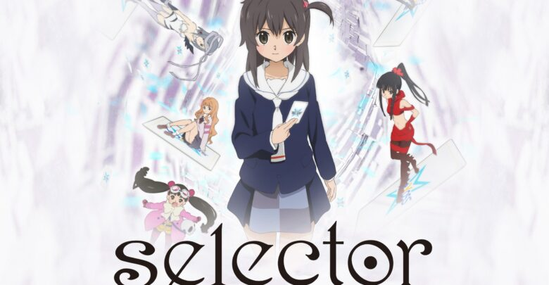 Selector Infected WIXOSS | 720p | BD | Dual Audio