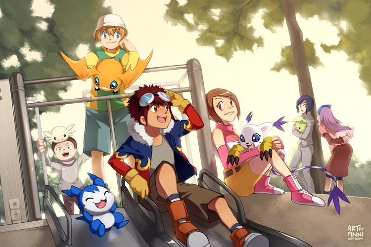 Digimon Adventure Zero Two | 720p | TV | English Subbed