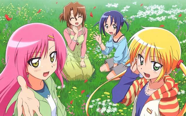 Hayate no Gotoku!! S2   720p   BD   English Subbed
