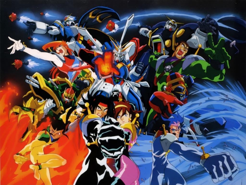 Mobile Fighter G Gundam   720p   BD   Dual Audio
