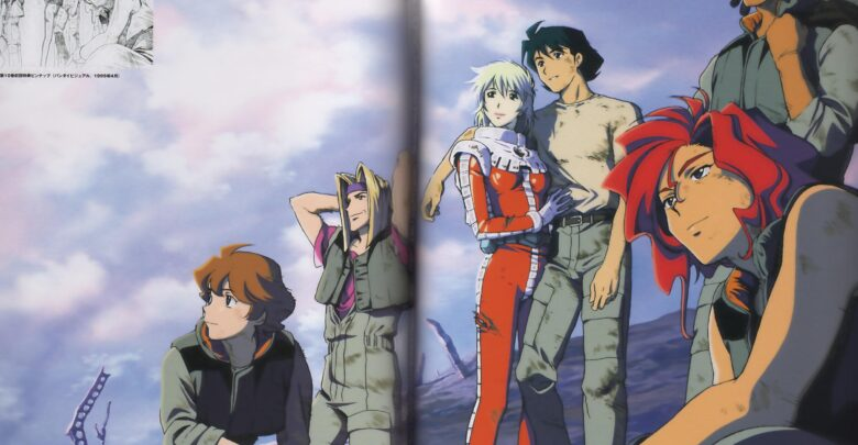 Download Mobile Suit Gundam The 08th MS Team 720p x265 dual audio encoded anime