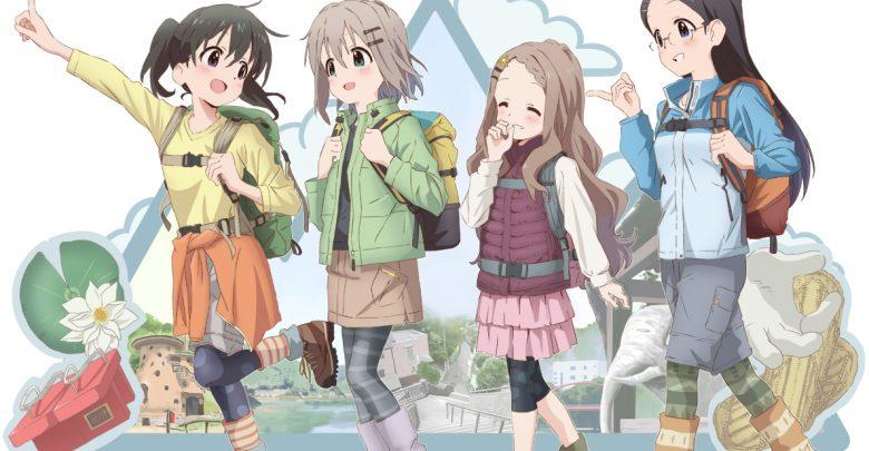 Yama no Susume Season 3 720p