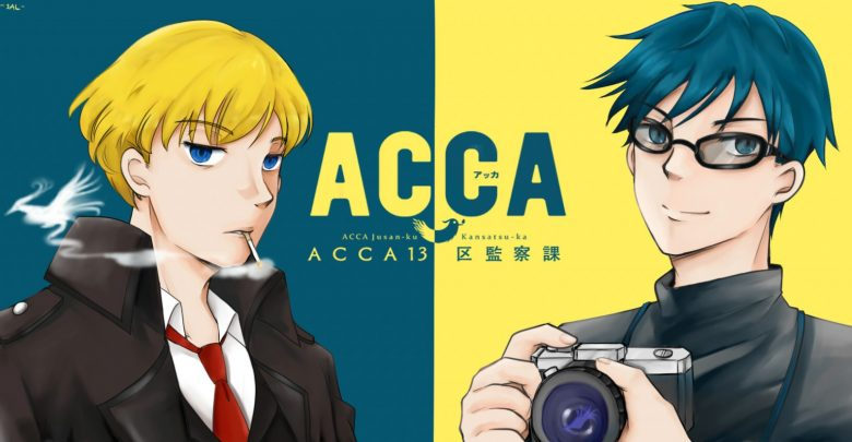 ACCA: 13-ku Kansatsu-ka | 720p | BDRip | English Subbed