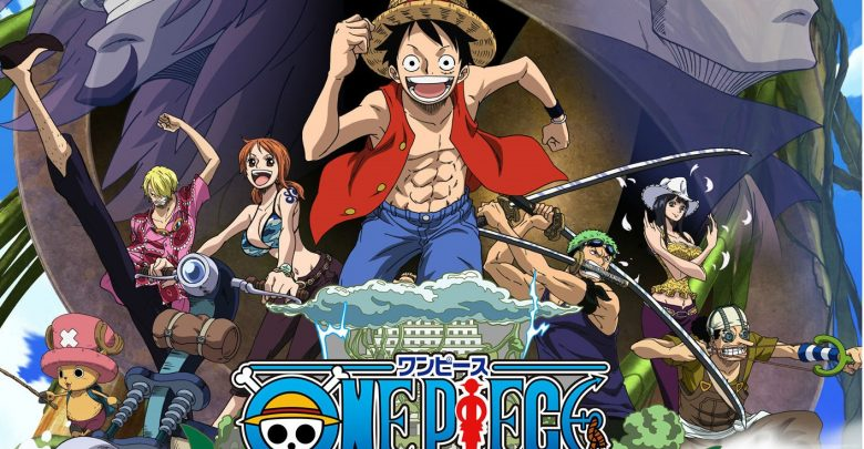 Download One Piece Episode of Sorajima small encoded anime