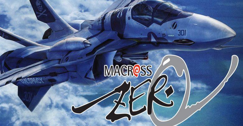 Macross Zero 720p
