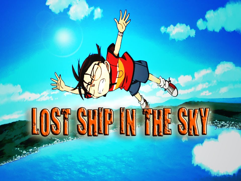 Detective Conan Movie 14: The Lost Ship in the Sky | 720p | TV | English Subbed