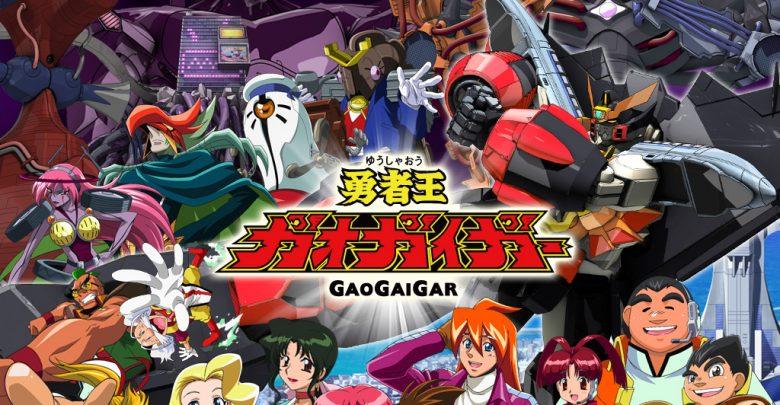 Yuusha-Ou GaoGaiGar 720p
