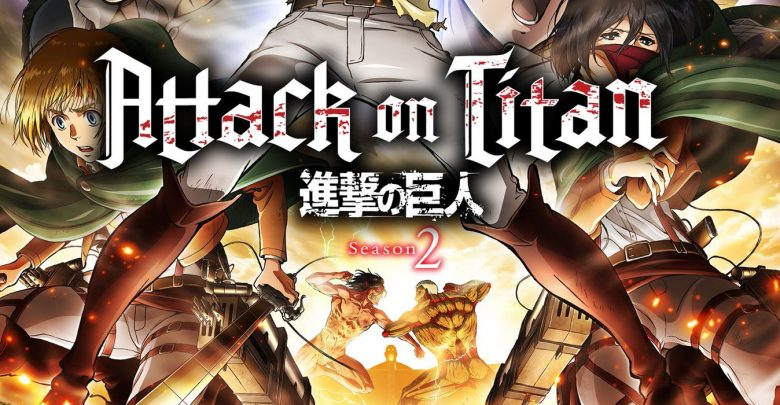 Download Shingeki no Kyojin Season 2 small encoded anime