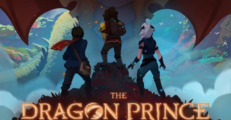 Download The Dragon Prince 1080p animated series