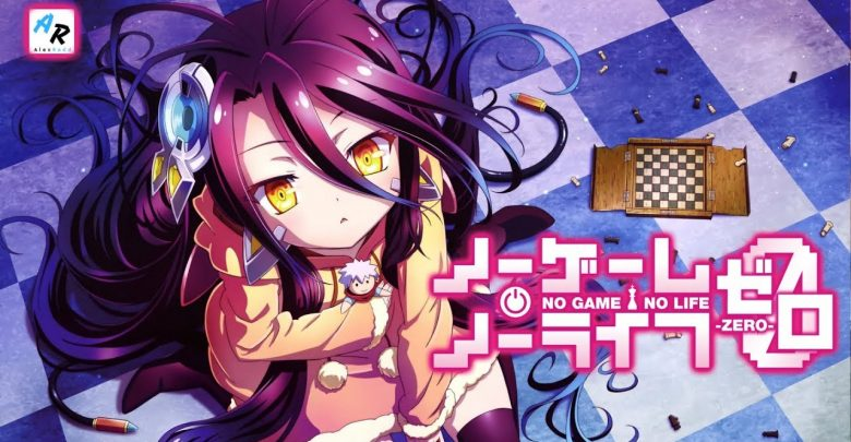 Download No Game No Life Zero small encoded anime