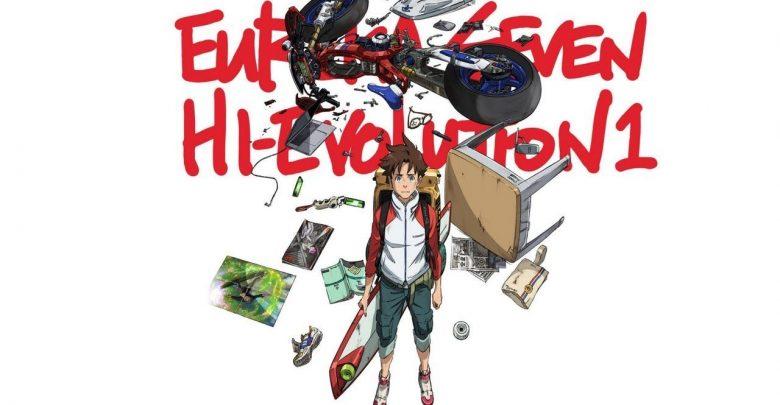 Koukyoushihen Eureka Seven: Hi-Evolution 1 | BDRip | x265 | 1080p | Dual Audio
