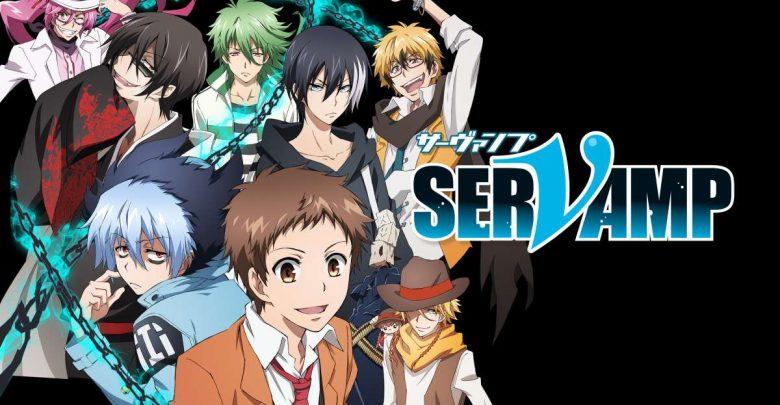 Download Servamp 480p
