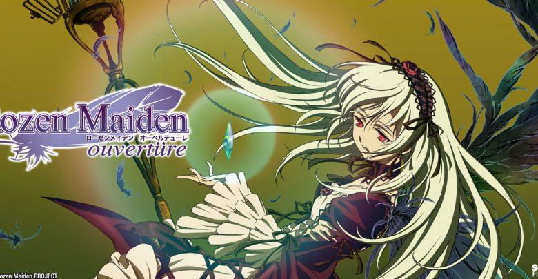 Rozen Maiden Ouvertüre 720p encoded anime download