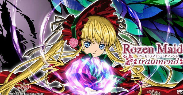 Rozen Maiden Träumend encoded anime download
