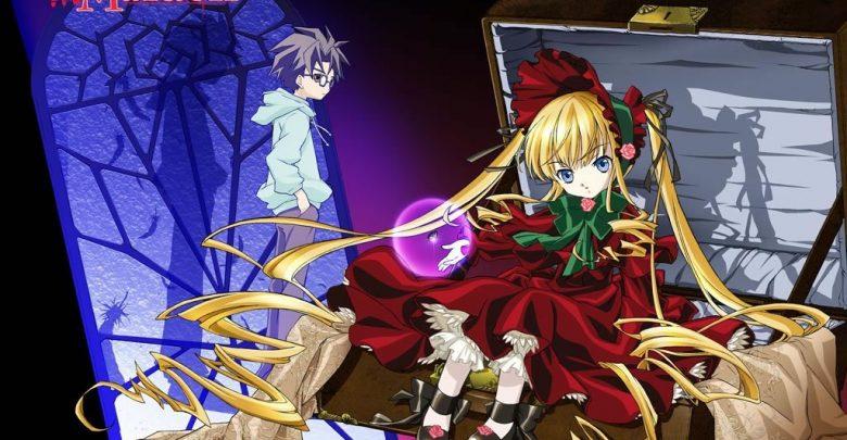 Rozen Maiden encoded anime download