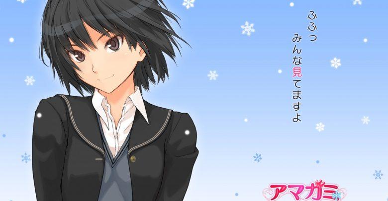 Amagami SS | 720p | BDRip | English Subbed