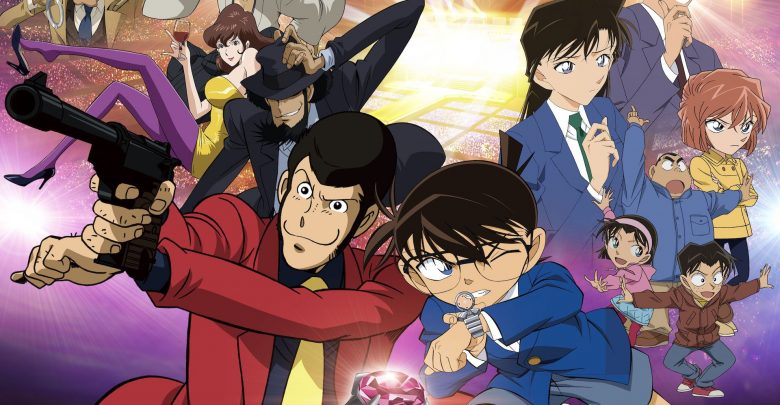 Lupin III vs. Detective Conan: The Movie 720p encoded anime download