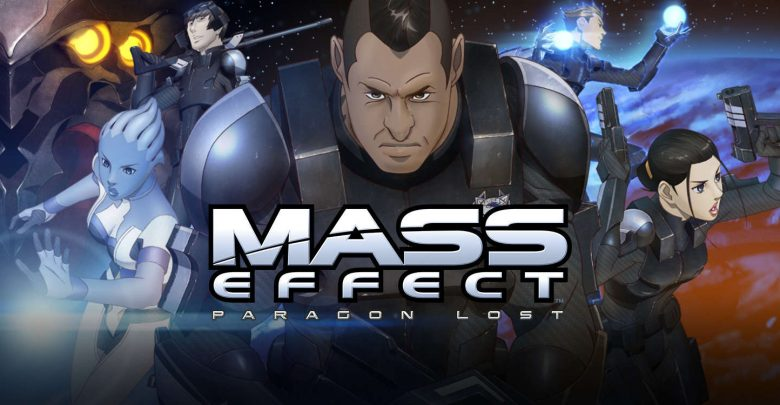 Download Mass Effect Paragon Lost Movie 720p x265 Dual Audio