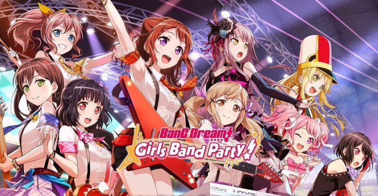 Download BanG Dream 720p eng sub