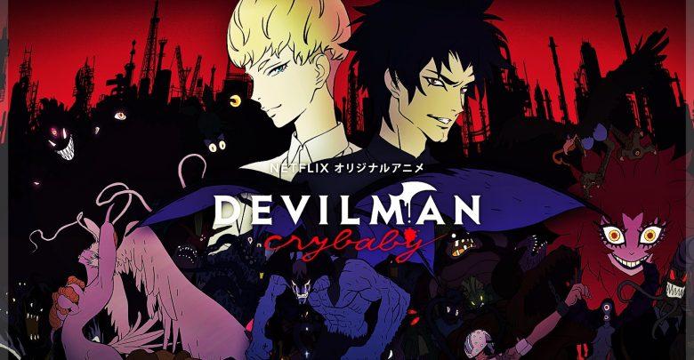 Download Devilman Crybaby 1080p x265 Dual Audio