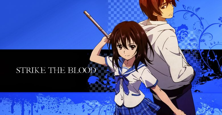 Strike the Blood II 720p x265 encoded anime download