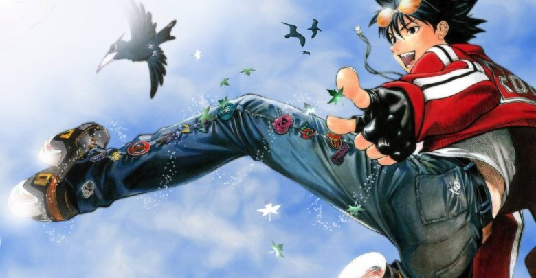Air Gear Opening + OST (Music Collection) (Full Version) [MP3]