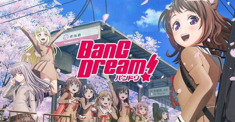 BanG Dream 2nd Season 720p encoded anime download