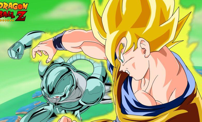 Dragon Ball Z Movie 06 The Return of Cooler (Gekitotsu!! 100-oku Power no Senshi-tachi)