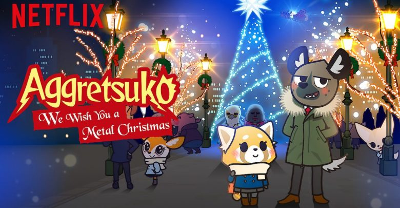 Aggressive Retsuko We Wish You a Metal Christmas 720p x265 dual audio
