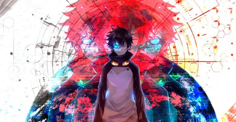 Kekkai Sensen & Beyond 720p x265 dual audio encoded anime download