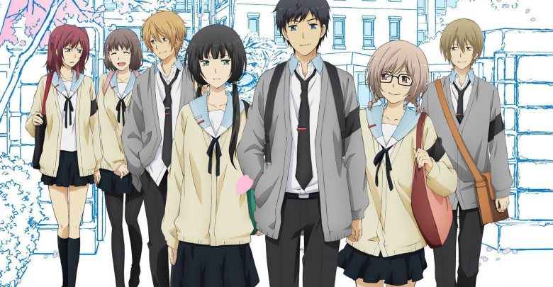 ReLIFE Kanketsu-hen 1080p x265 dual audio encoded anime download