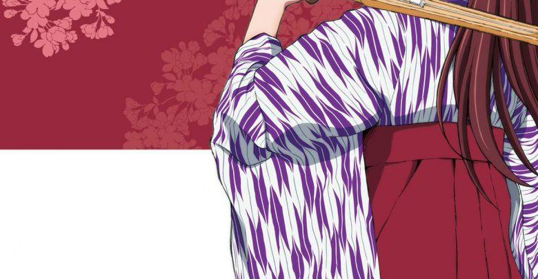 Haikara-san ga Tooru Movie 1 Benio Hana no 17-sa 720p x265 dual audio encoded anime download