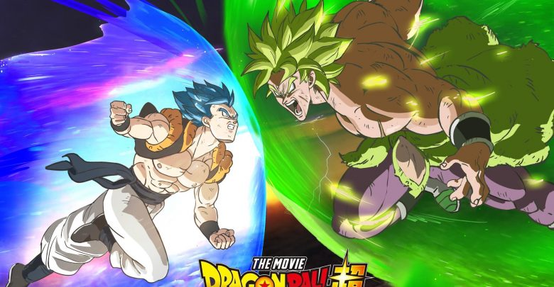 Dragon Ball Super Movie Broly 480p eng sub encoded anime download