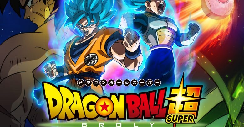 Dragon Ball Super Movie Broly 720p eng sub encoded anime download
